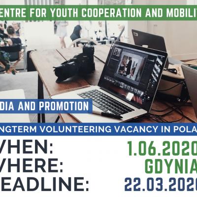 wolontariat długoterminowy Gdynia