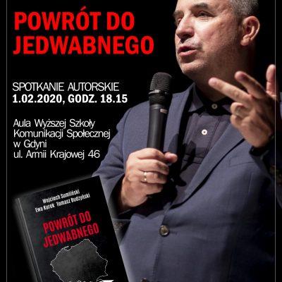 sumlinski wojciech - spotkanie w Gdyni